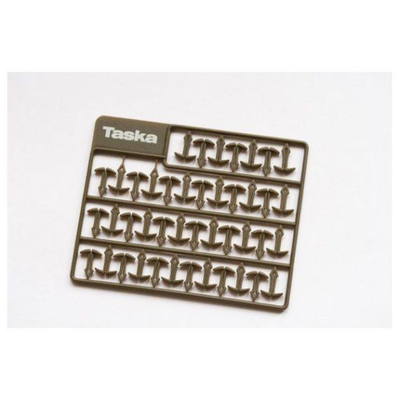 TASKA Predĺžené vlasové zarážky extra long 13mm