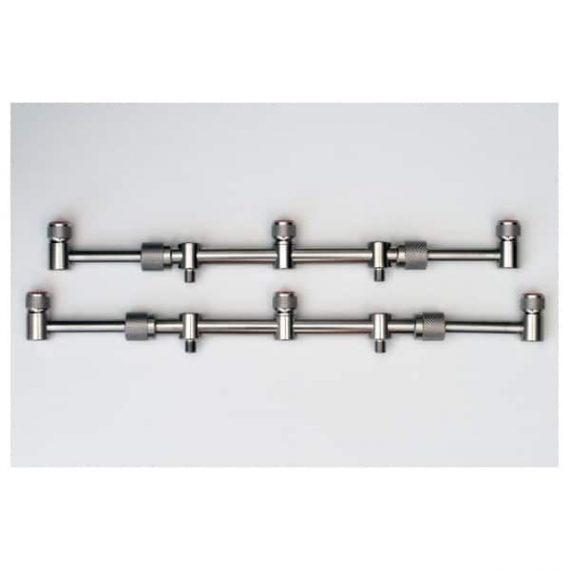 TASKA Nerezové hrazdy 3 Rod Adj Snag bars Dual Loc alignment collar