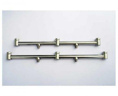 TASKA Nerezové hrazdy 3 Rod Fixed Snag Bars Standard