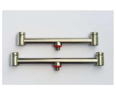 TASKA Nerezové hrazdy 2 Rod Fixed Buzz bars Standard