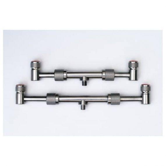 TASKA Nerezové hrazdy 2 Rod Adj Buzz Bars - Dual Loc alignment collar