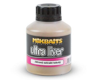 18250 1 64608 0 11040355 405x330 - Mikbaits Ultra Liver Obaľovací extrakt tekutý 250ml