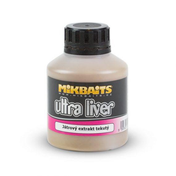 18250 1 64608 0 11040355 570x570 - Mikbaits Ultra Liver Obaľovací extrakt tekutý 250ml