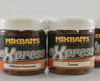 MikBaits eXpress chytacie pelety 250ml