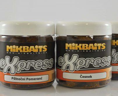 MikBaits eXpress chytacie pelety 250ml