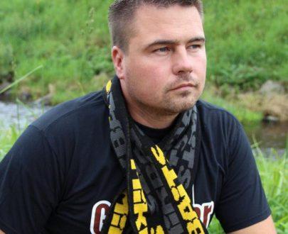 14330 21 405x330 - Mikbaits Šál čierno / šedo / žltá
