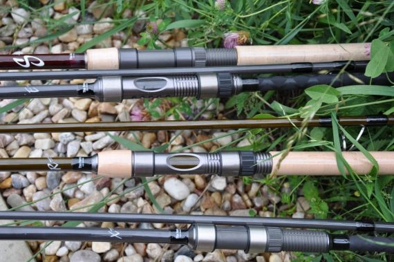 The Force pruty - X-range 3,60m 3lb Fuji