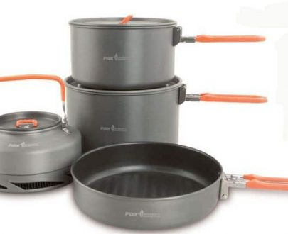 Fox Cookware Medium 3pc Set (non-stick pans)