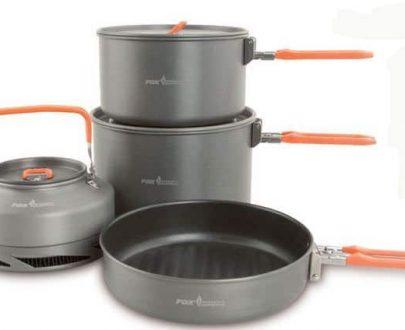 Fox Cookware Medium 3pc Set (non-stick pans)
