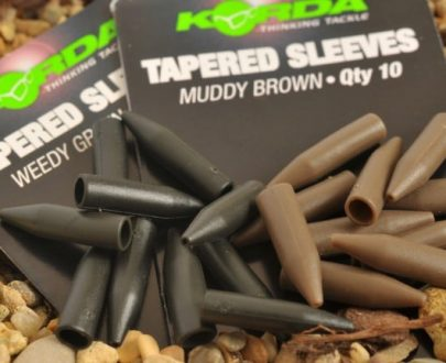 KORDA Tapered silicone sleeve