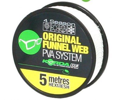 KORDA Funnel web hexmesh 5m refill