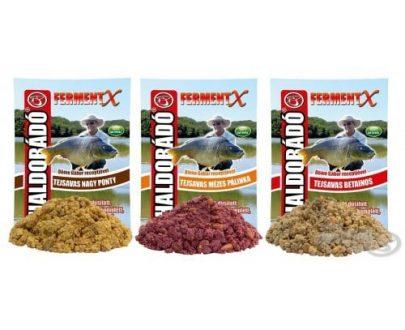 Haldorádó FermentX - Mliečna kyselina Kapor Veľký 1 kg