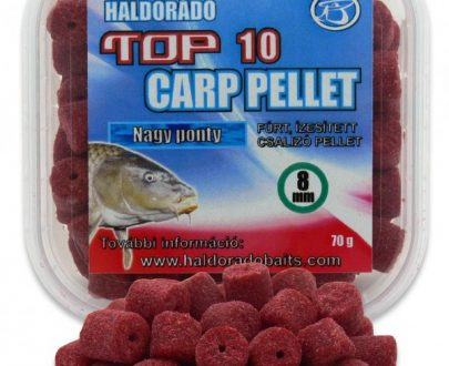 Haldorádó TOP 10 Carp Pellet - Kapor Veľký 70 g