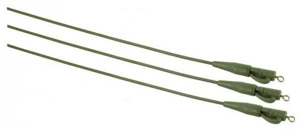 Extra carp Safety Bolt Rig with Tungsten Tube Extra Carp - 3 ks