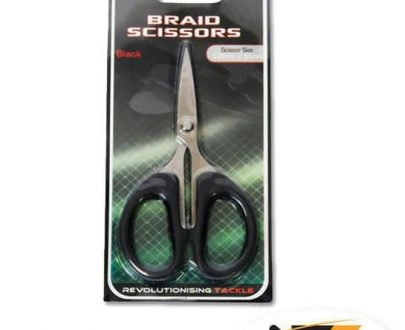 NGT Nožnice Braid Scissors Black