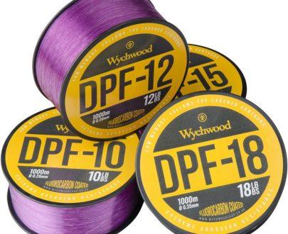 Wychwood vlasec deep purple fluoro coated 10lb/1000m