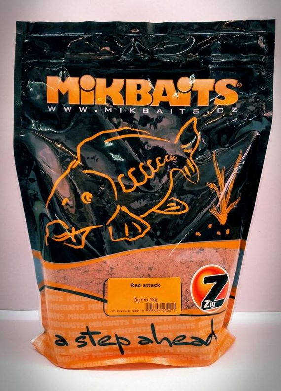 Mikbaits Zig Mix