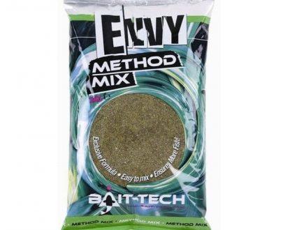 Krmítková zmes Envy Green Hemp & halibut Method Mix 2kg