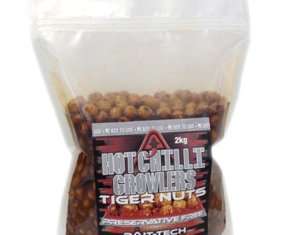 Tigrí orech Hot Chilli Growlers Tiger Nuts Pouch 2kg