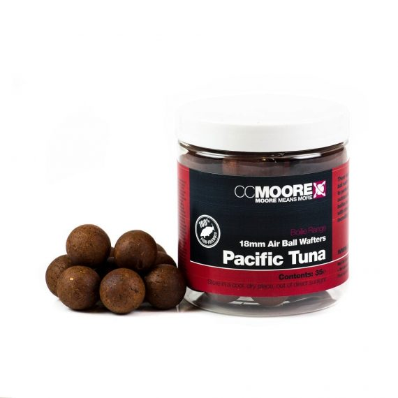 90230 2 570x570 - CC Moore Pacific Tuna – Neutrálne boilie 18mm 35ks