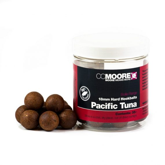 90237 2 570x570 - CC Moore Pacific Tuna - Hard boilie 18mm 35ks