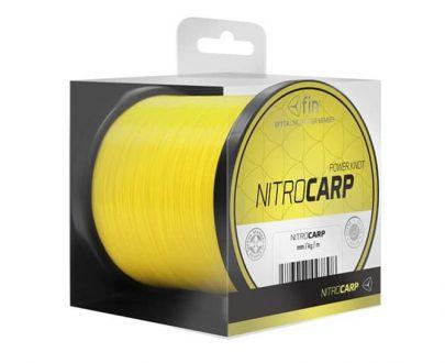 FIN NITRO CARP / x-tra fluo žltá