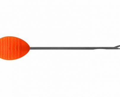 Plastová boilie ihla oranžová