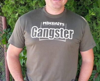 MikBaits Tričko Army Gangster Kapor
