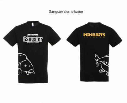 gangster cierne 405x330 - MikBaits Tričko Gangster Kapor ČIERNE