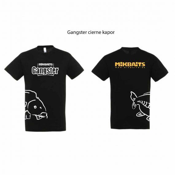 gangster cierne 570x570 - MikBaits Tričko Gangster Kapor ČIERNE