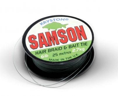 SM1 405x330 - KRYSTON Samson Green 6lb 25m