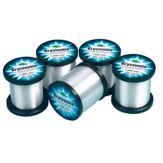 kryston krystonite super mono 10lb 1000m main line p6149 01 570x570 - Kryston Vlasec Krystonite Super Mono Číry (1000m)