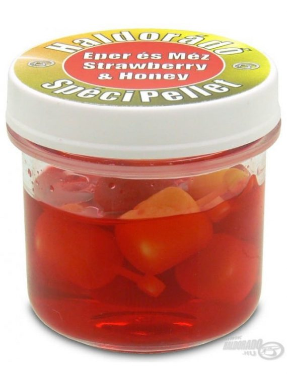 SpéciPellet - Jahoda a Med / Strawberry - Honey