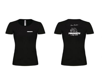 da 405x330 - MIKBAITS Tričko Dámske Čierne potlač biela