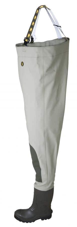 Brodiace čižmy Premium s kolennými výstužami