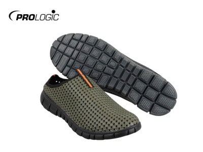 Prologic Bank Slippers Green
