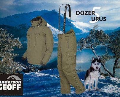 AKCIA DOZER 5 + URUS 5 - zelená