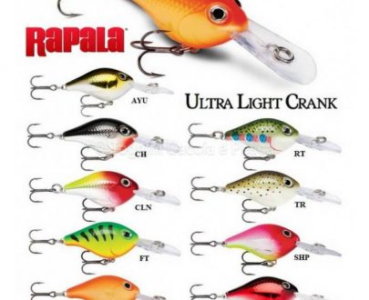 rapala ultra light crank a3617 800x800 405x330 - Ultra light crank 3cm