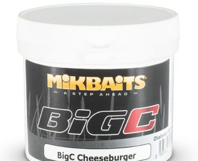 mikbaits obalovacie cesto bigc cheeseburger 200 g 1 405x330 - Mikbaits BIG cesto 200g