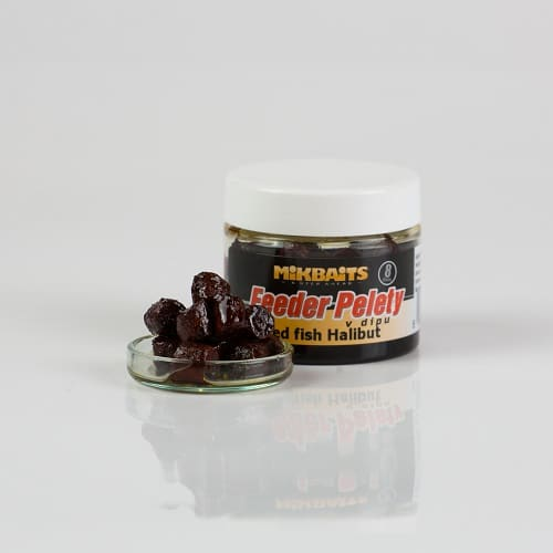 11100881 2 - Mikbaits Feeder pelety v dipu 50ml