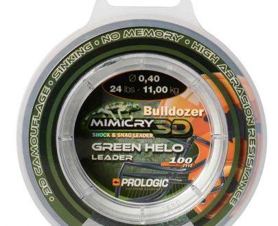 img5a1ff8a928cf9 405x330 - Prologic Šokový Vlasec Mimicry Green Helo Leader 100 m