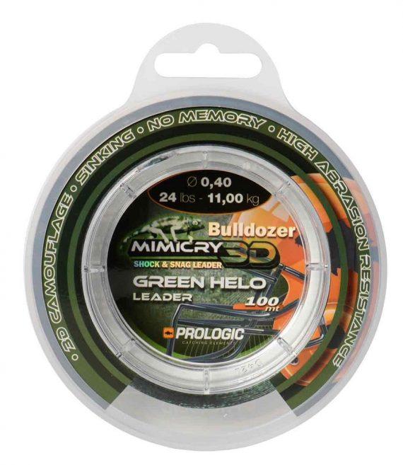 img5a1ff8a928cf9 570x657 - Prologic Šokový Vlasec Mimicry Green Helo Leader 100 m