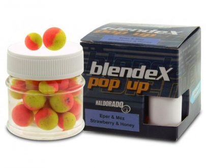 Haldorado blendex popup big carps jahoda med 600x800 405x330 - Haldorádó BlendeX Pop Up Big Carps - Jahoda a Med