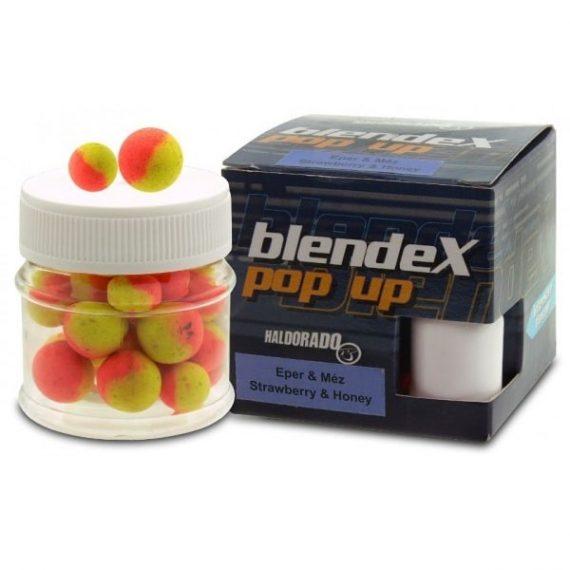 Haldorado blendex popup big carps jahoda med 600x800 570x570 - Haldorádó BlendeX Pop Up Big Carps - Jahoda a Med