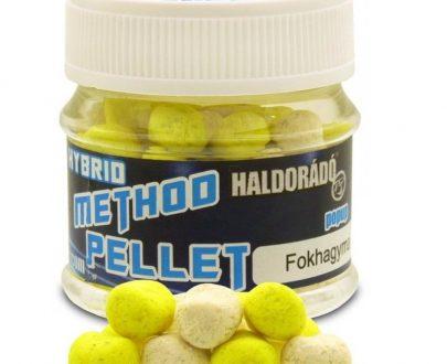 Haldorado hybrid method pellet garlic 600x800 405x330 - Haldorádó Hybrid Method Pellet - Cesnak