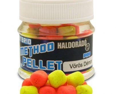 Haldorado hybrid method pellet red demon 600x800 405x330 - Haldorádó Hybrid Method Pellet - Červený Diabol