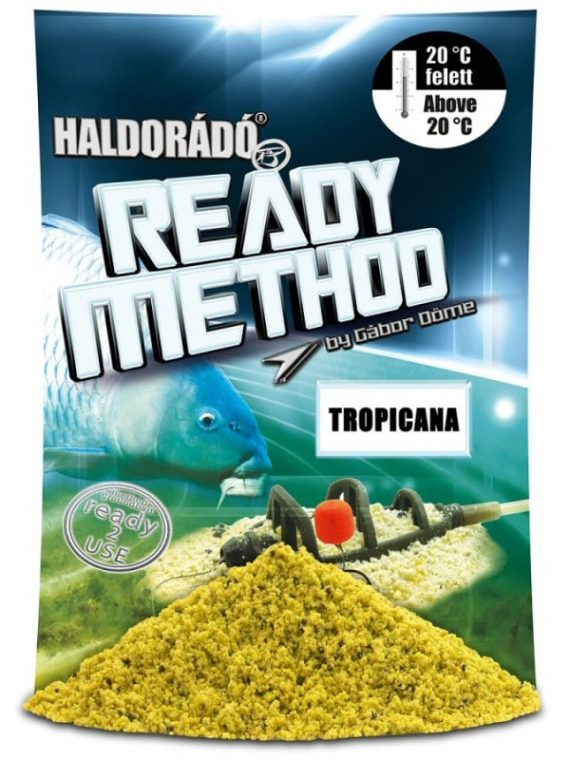 Haldorado ready method tropicana 600x800 570x760 - Haldorádó Ready Method - Tropicana