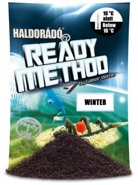 Haldorado ready method winter zima 600x800 570x760 - Haldorádó Ready Method - Winter