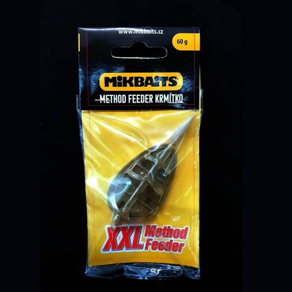 30724047 10211141028030557 5199993604793171968 n 570x570 - Mikbaits XXL Method krmítko + quick change konektor