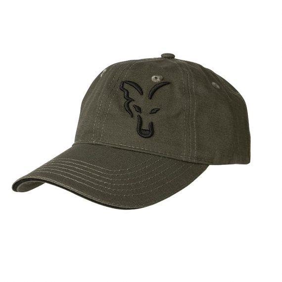 fox ksiltovka green black trucker cap 570x570 - Fox Šiltovka Green & Black Trucker Cap